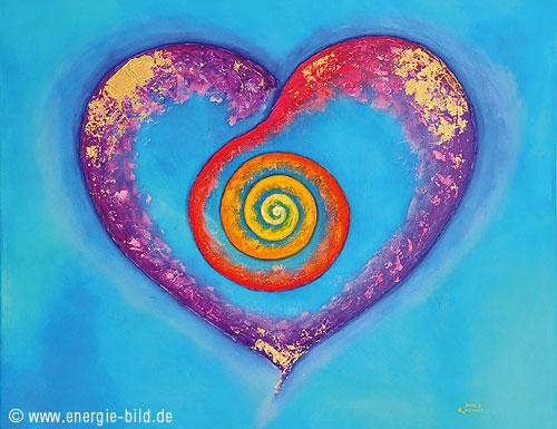 Herz Energie-Bild