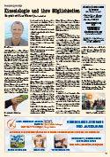 Freizeitschrift Kinesiologie und ihre Moeglichkeiten