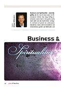 Prisma 78 / 2017 Business und Spiritualität