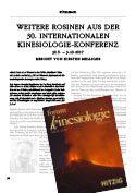 """Energie-Aufstellung """"Mein Lebens-Erfolg"""", Klaus Wienert auf der 30. Internationalen Kinesiologie Konferenz"""